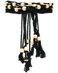 Philosophy Cotton Belt - Black