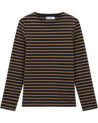 Petit Bateau Men's Iconic Breton Stripe Top - Multicolor
