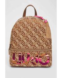 Liu Jo Backpack From Liu · Jo - Nf1210t6438 - Brown