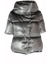 Herno Coats - Metallic