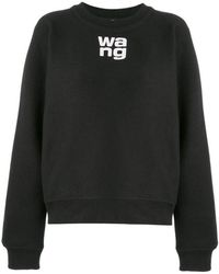 T By Alexander Wang Jumpers - Black