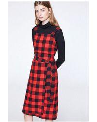 ARMEDANGELS Lilth Dress - Red