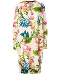 Lolly's Laundry Lucca Shirt Flower Print - Multicolour