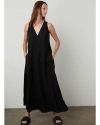 Velvet By Graham & Spencer Acadia Black Dress
