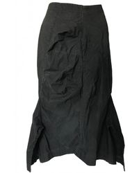 Rundholz Dip Aw19 259 03 07 Carbon Skirt - Grey