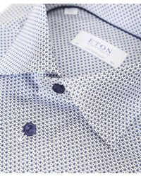 Eton of Sweden - 2015/79344 Contemporary Fit - Lyst