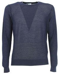 Seventy Wool Jumper - Blue