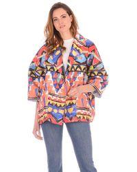 Stella Jean Printed Jacket - Multicolour