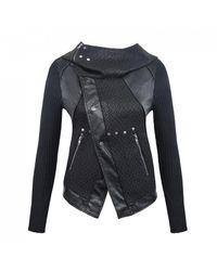 NÜ Anona Short Black Jacket