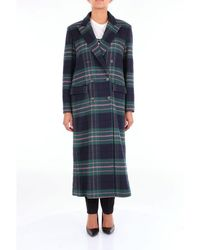 Annie P Coat Fancy Finch - Green