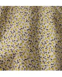 Hartford - Racine Lemon Liberty Print Shirt Dress - Lyst