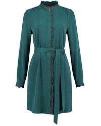 POM Amsterdam Sp5972 Dress - Green Heritage