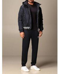 Emporio Armani - Blouson Jacket - Lyst