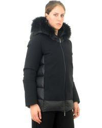Rrd Duvet Winter Hybrid Zar Fur - Black