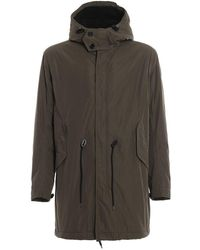 Dondup Peached Parka - Brown