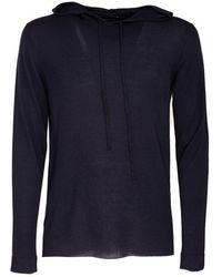 Roberto Collina Sweatshirt - Black