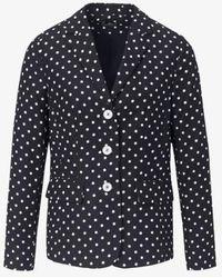 Basler Spotty Blazer Black Off-white 2201802801