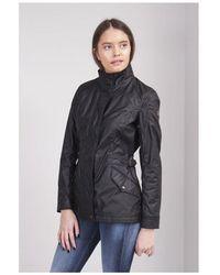 Belstaff Adeline Wax Jacket Colour: Black