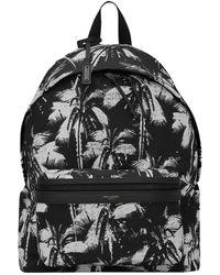 "Saint Laurent ""city"" Backpack - Black"
