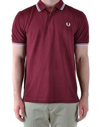 Fred Perry Polo - Red