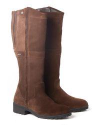 Dubarry Ladies Sligo Boot - Brown