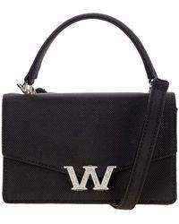 Alexander Wang W Legacy Mini Satchel Bag - Black