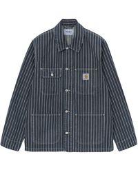 Carhartt Trade Michigan Coat - Blue