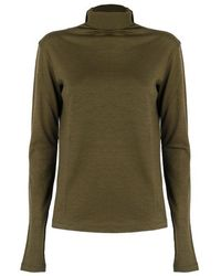 Aspesi T-shirts And Polos - Green