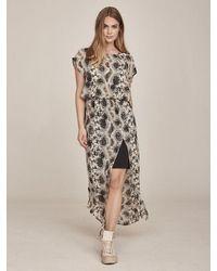 NÜ Gail Patterned Dress - Multicolour