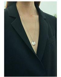 Maria Black - Edison Necklace - Lyst