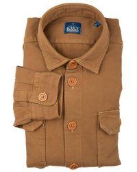 B.D. Baggies Shirts - Brown