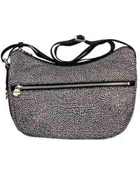 Borbonese - Luna Bag Small - Lyst