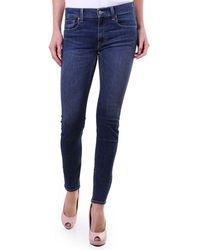 Polo Ralph Lauren Tompkins Sarla Wash Skinny Jeans Reg Leg - Blue