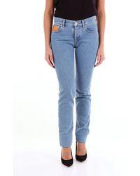 Paco Rabanne Light Regular Jeans - Blue