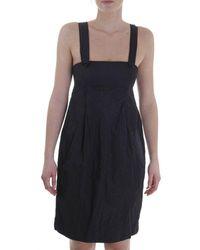 By Malene Birger Womens Short Dress - Black