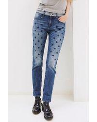 Brockenbow - Brokenbow Women's Starseed Charlotte Blue Jeans - Lyst