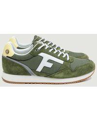 Faguo Elm Sneakers Kaki - Green