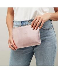 Estella Bartlett Just Imagine Medium Pouch - Pink