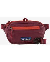 Patagonia Belt Bag Ultralight Black Holeâ® Mini Hip Pack 1l - Roamer Red