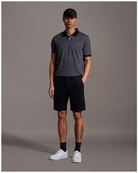 Lyle & Scott Chino Shorts - Blue