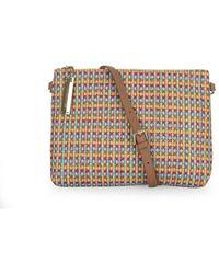 Almala Straw Tote Bag - Multicolor