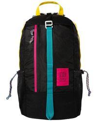 Topo Backdrop Bag Black