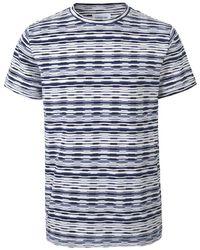 Libertine-Libertine Brake T-shirt | Libertine-libertine - Blue