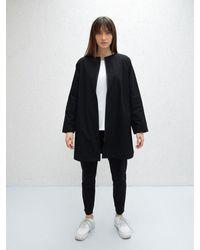 Chalk Mia Coat In - Black