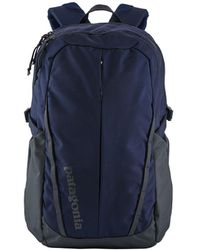 Patagonia Refugio Backpack 28l Classic Navy W/classic Navy - Blue