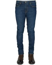 Paul Smith Classic Tapered Jeans - Blue
