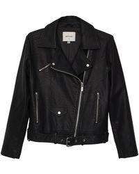 Matt & Nat Draden Vegan Biker Jacket Black