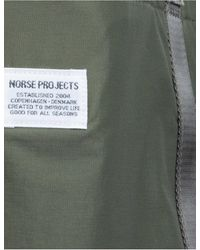 Norse Projects Ripstop Tote Bag - Green
