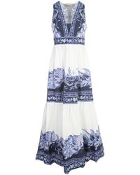 Twin Set Dresses - Blue