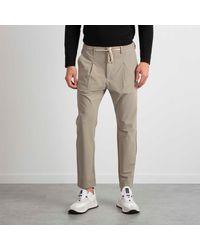 """Cruna """"mittite"""" Technical Jersey Pants - White"""